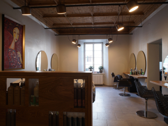 Friseursalon Golden Cut Brixen