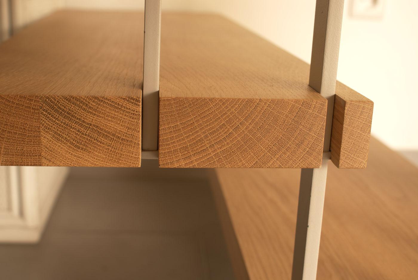 Tresenstühle Küche treppe eiche metall tischlerei putzer brixen