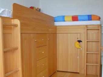Kinder-zimmer Holz