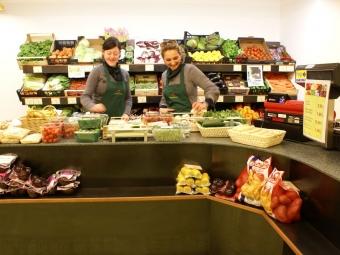 Gemüsegeschäft Brixen