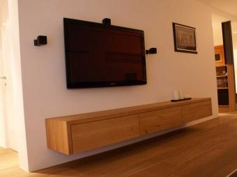 TV Sideboard Holz